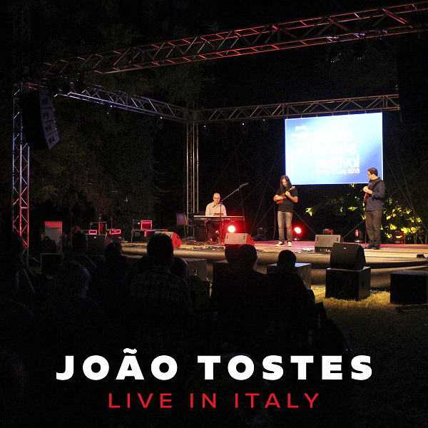 João Tostes - Live in Italy